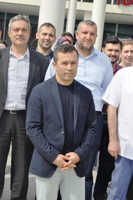 Cihangir Ergün AK Parti'den Aday Adayı