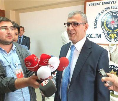 Yozgat Emniyet Müdürü Yılmaz 7,5 yıl hapis