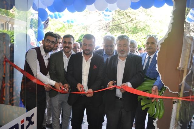 İmfa Tech Sunix aksesuar mağazası açıldı