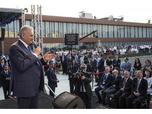Allianz İzmir Kampüs açılış töreni