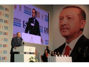 AK Parti İstanbul İl Kadın Kolları Kongresi