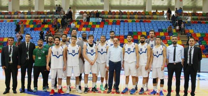 Selçuklu Belediyespor'un ilk maçı cuma günü