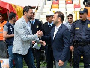 Evkur Yeni Malatyaspor ve TM Akhisarspor yenişemedi
