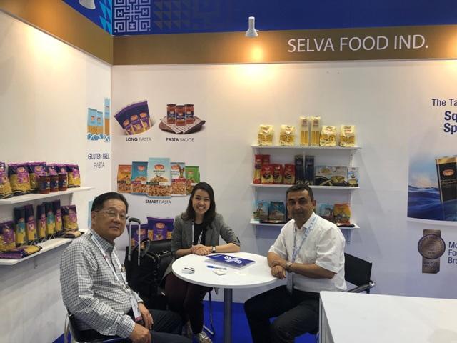 Selva Gıda, Singapur Food&HotelAsia'da