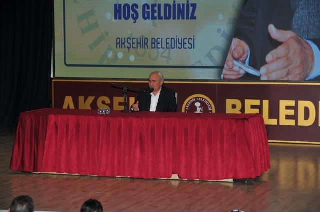 Vehbi Vakkasoğlu, Akşehir'de