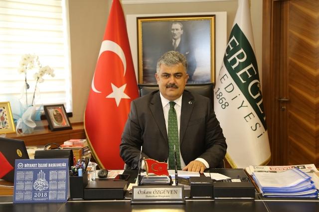 Başkan Özgüven'den 1 Mayıs mesajı