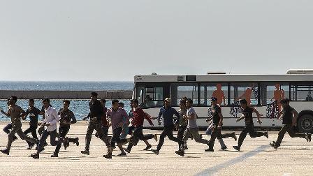 Yunanistan'daki sığınmacıların Avrupa'ya açılan limanı: Patras