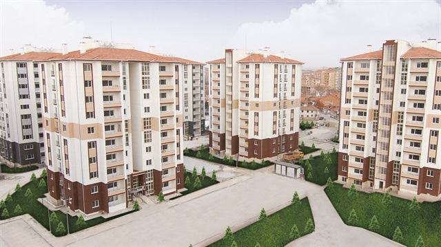 TOKİ'den ucuz ev fırsatı: Konya'da da var