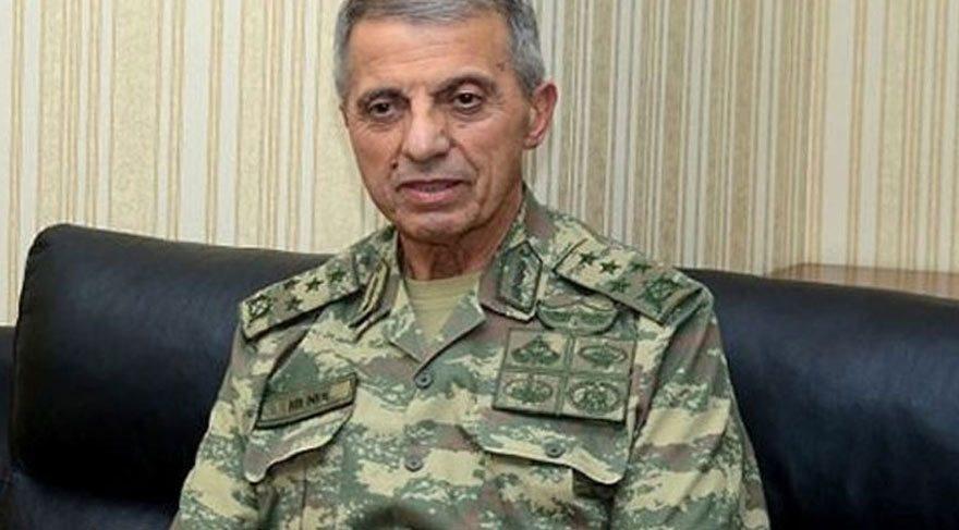Orgeneral Mendi'yi alıkoyan emir subayı savunma yaptı