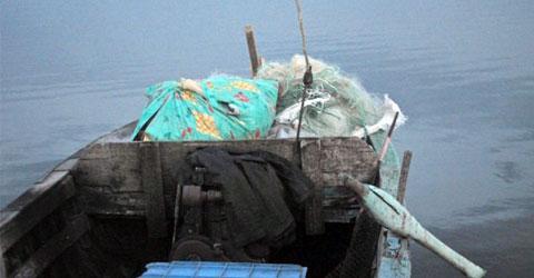 Kaçak balık avcılığıyla mücadele