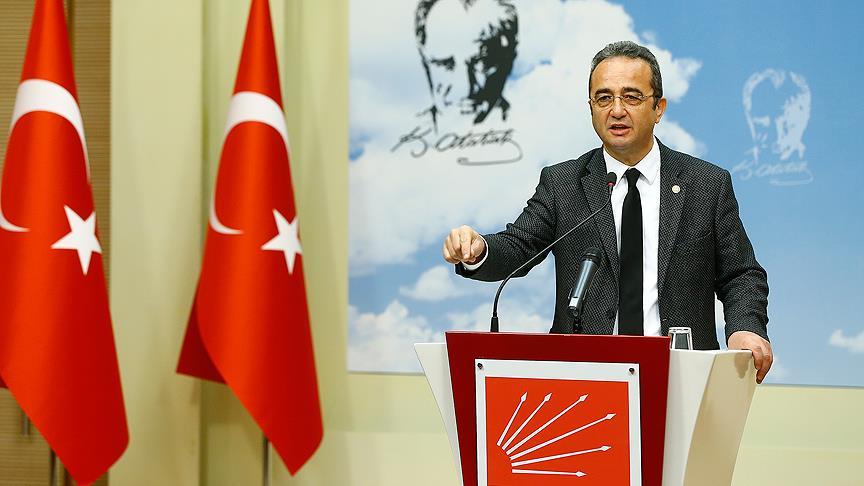 CHP Sözcüsü Tezcan: Adayımızı Cuma günü açıklayacağız