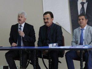 'Türkiye sportif yetenek taraması projesi'