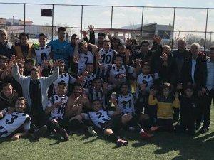 U 17 Ligi'nde birinciler belli oldu