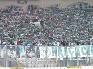 Bursaspor ve Konyaspor'a ceza