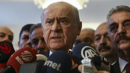 MHP Genel Başkanı Bahçeli: Dört partinin ittifak kararı ülkemiz için de faydalı olacak
