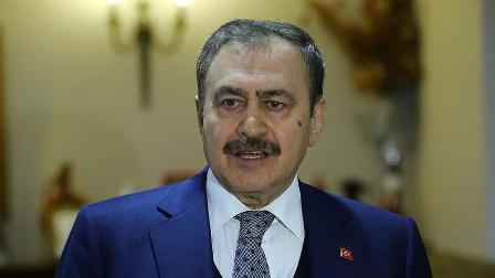 Orman ve Su İşleri Bakanı Eroğlu: Kurdukları ittifak da çökecektir