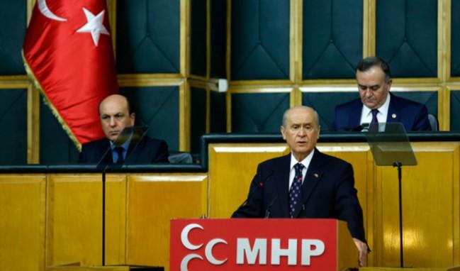 MHP, Erdoğan için grup kararı aldı!