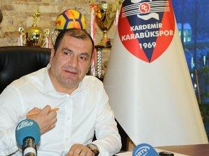 Kardemir Karabükspor'da zor günler! Transfer yasağı tehlikesi kapıda