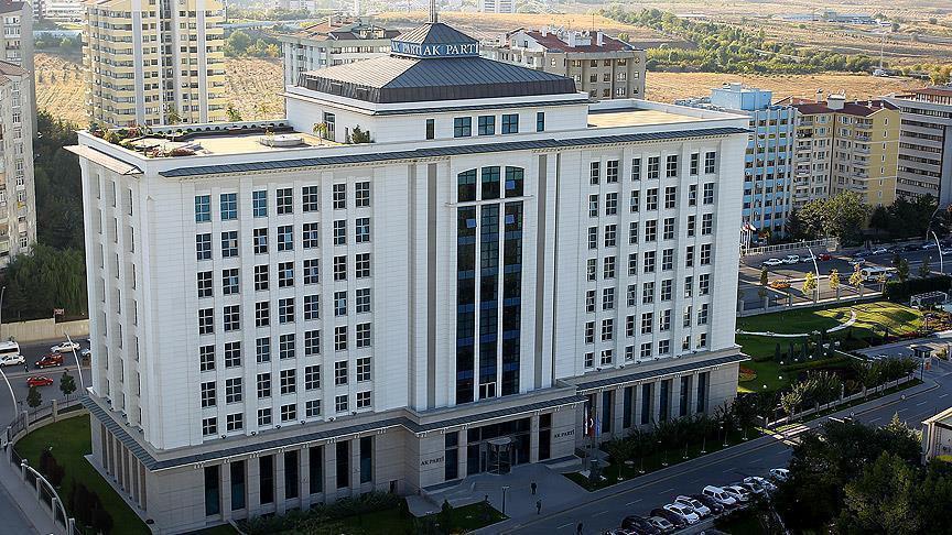 AK Parti'de 14 komisyon eleme yapacak