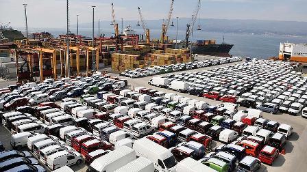 Otomotiv 'son 12 aylık' ihracat rekorunu kırdı