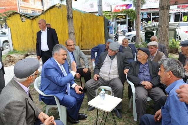 Fatih Parkı yenileniyor