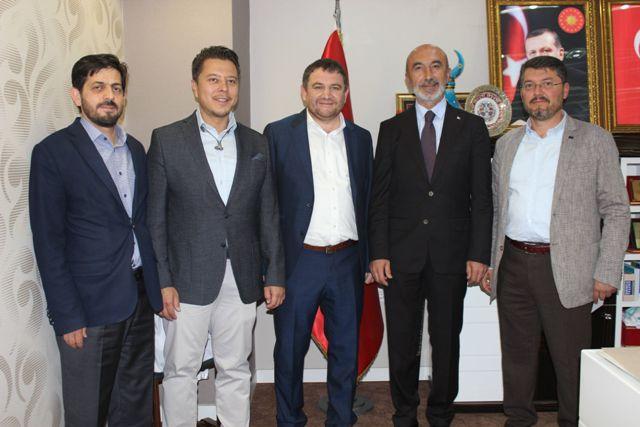 Lokman Koyuncuoğlu aday adayı oldu