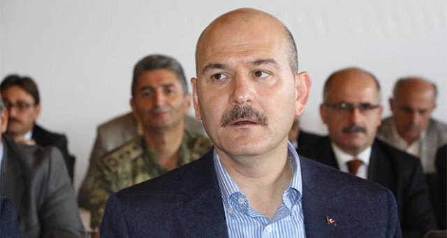 Bakan Soylu Trabzon'dan AK Parti milletvekili aday adayı oldu