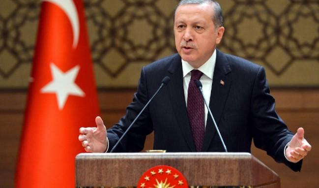 Erdoğan'ın adaylığı için AK Parti'den grup kararı!