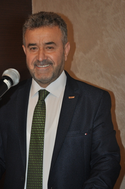 AKDEMİR; Konya'mız güçlenerek büyüyor