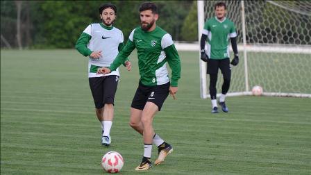 Denizlispor'da Boluspor maçı hazırlıkları sürüyor