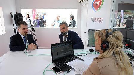 AA Genel Müdür Yardımcısı Özkaya: Radyo yenilmeyen bir aktör