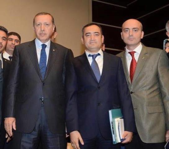 Salih Yılmaz, AK Parti İstanbul 6. Olağan Kongresinde
