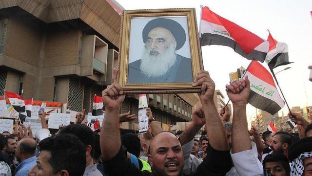 Irak'ta Sistani'den seçim açıklaması