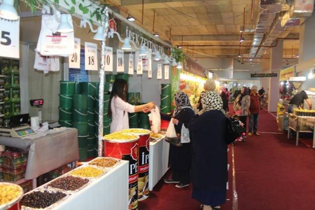 Konya'da yöresel ürün günleri başladı