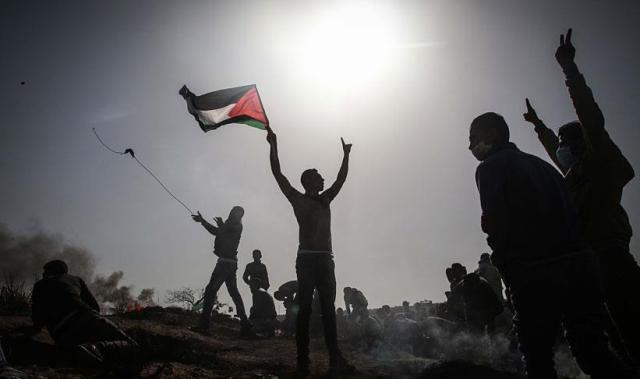 Gazze'deki Büyük Dönüş Yürüyüşü'nde altıncı cuma