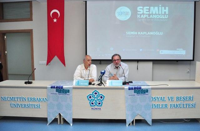 Yönetmen Kaplanoğlu öğrencilerle buluştu