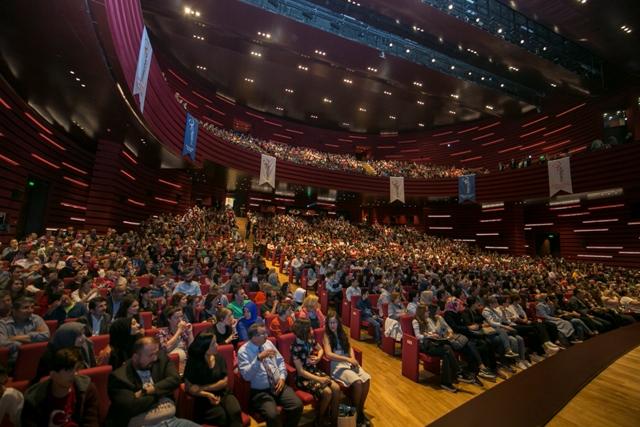 Cüceloğlu ve Doğru'dan konferans ziyafeti