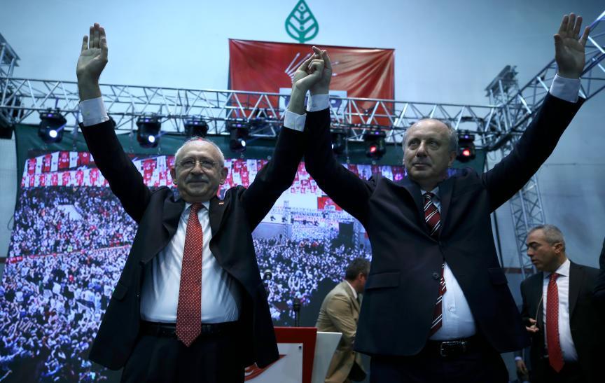 Muharrem İnce'nin adaylığı Cumhur İttifakı cephesinde espriyle karşılandı