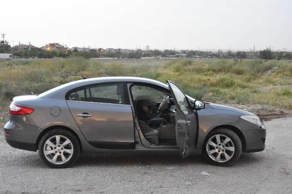 Konya'da bir kişi otomobil içinde ölü bulundu