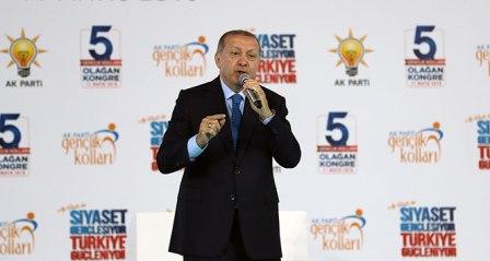 """Cumhurbaşkanı Erdoğan """"DEAŞ ile mücadelede en etkin operasyonu dünyada Türkiye yapmıştır"""""""
