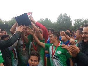 U16 Türkiye Şampiyonu Diyarbakır DSİ
