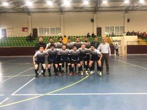Futsal Ligi'nde heyecan sürüyor