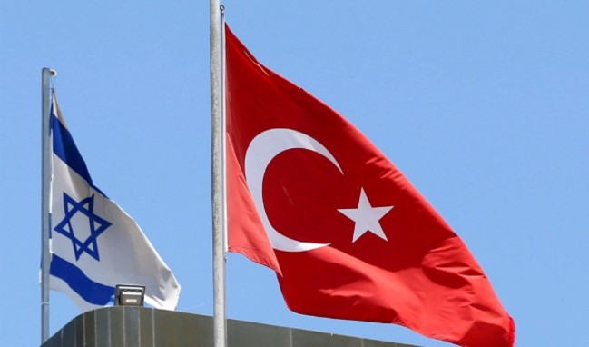 İsrail'den flaş Türkiye hamlesi...