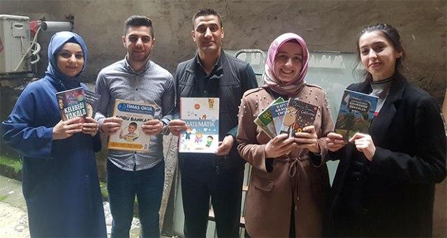 SBK Vakfı'nın 'İyilik Projelerine' destekleri sürüyor