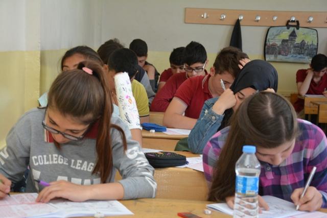 Çumra'da temel dini bilgiler sınavı