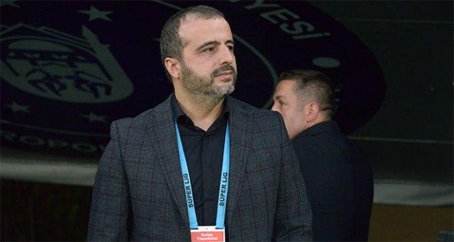 Konyaspor'da Celalettin Çakıcı'dan istifa kararı