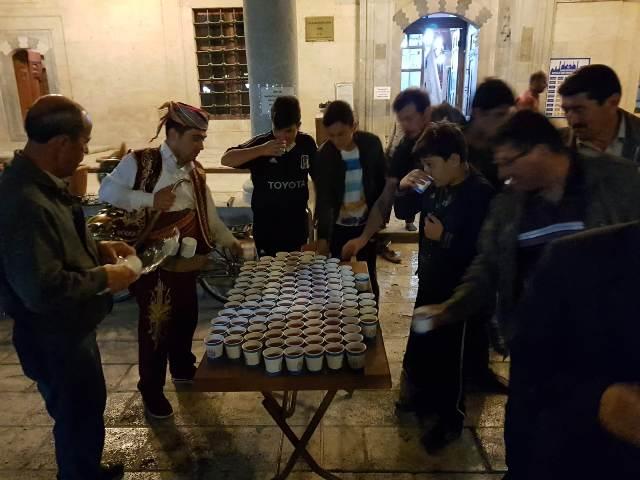 Osmanlı geleneği Ilgın'da yaşatılıyor