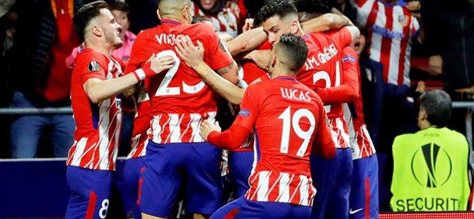 Şampiyon Atletico Madrid