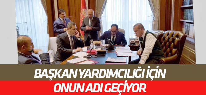 """Erdoğan'ın """"Cumhurbaşkanı Yardımcısı"""" belli oldu!"""