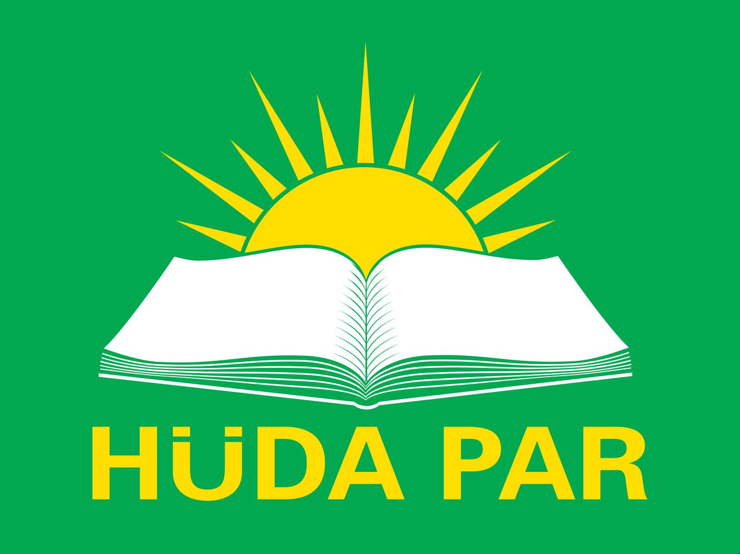 HÜDA PAR'ın aday listesi